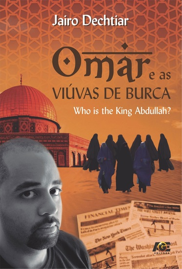 Omar e as viúvas de burca - Who is the King Abdullah? - cover