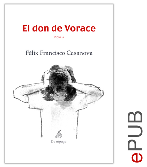 El don de Vorace - Novela psicológica - cover