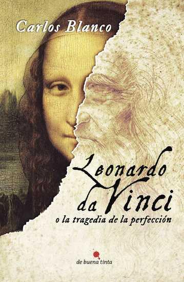 Leonardo da Vinci o la tragedia de la perfección - cover