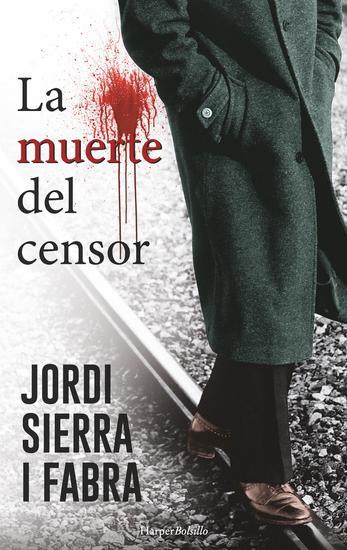 La muerte del censor - Comisario Soler (1) - cover