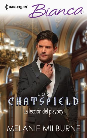 La lección del playboy - Los Chatsfield (2) - cover