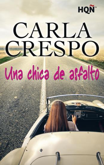 Una chica de asfalto - cover