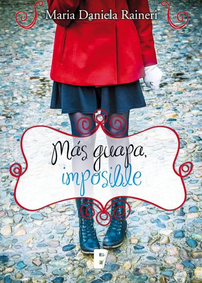 Más guapa imposible - cover