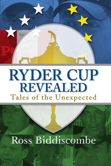 Ryder Cup Revealed - cover