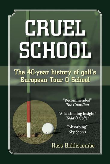 Cruel School - cover