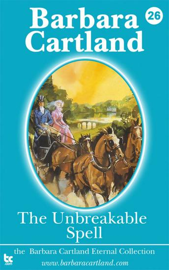 The Unbreakable Spell - cover