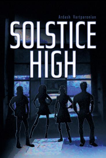 Solstice High - cover