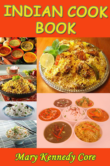 Indian Cook Book - cover