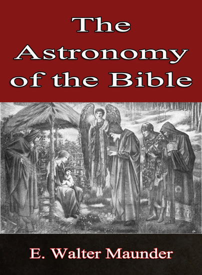 The Astronomy of the Bible - cover