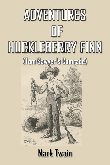 an analysis of the tale of huckleberry finn as told by mark twain In a dog's tale mark twain used metaphorical language his style of writing is narrative and subjective he also called new trend set in american literature and appreciated art of characterization through animal characters due to his animal saving interest (wild life) and his first book titled by the national anti-vivisection society, (navs) as animated.