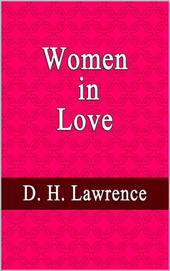 Women in Love - cover