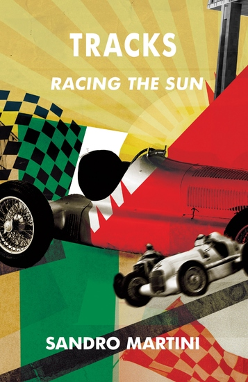 Tracks Racing the Sun - cover