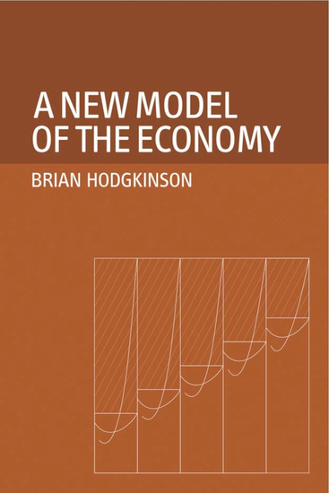 A New Model of the Economy - cover