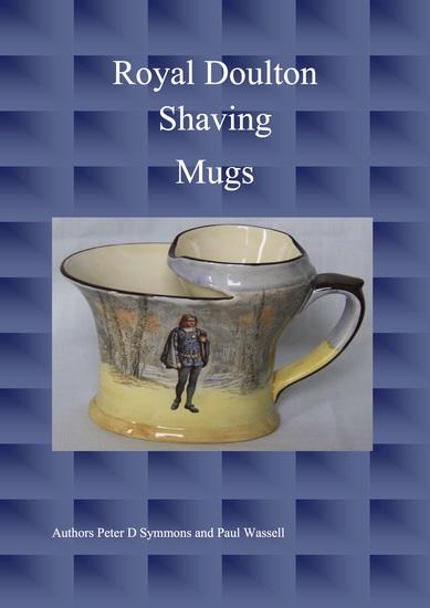 Royal Doulton Shaving Mugs - cover