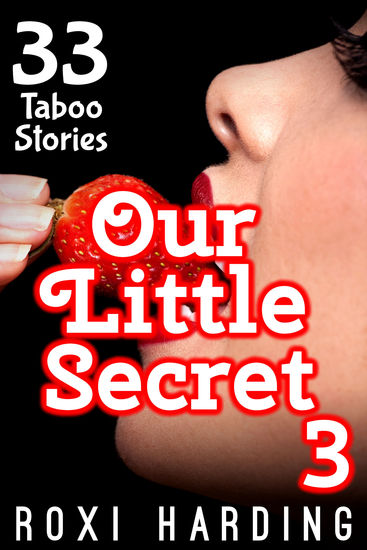 Our Little Secret #3 - 33 Taboo Stories - cover