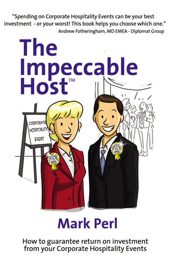 The Impeccable Host - cover