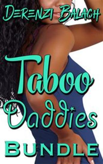 Taboo Daddies Bundle - cover