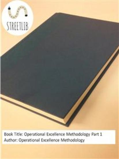 Operational Excellence Methodology Part 1 - cover