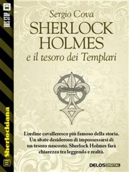 Sherlock Holmes e il tesoro dei Templari - cover