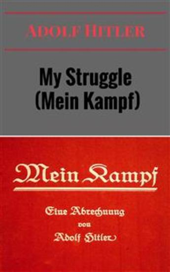 My Struggle (Mein Kampf) - cover