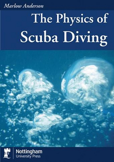 The Physics of Scuba Diving - cover