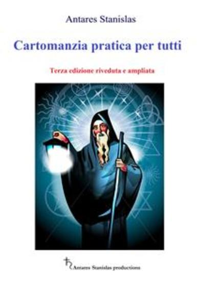 Cartomanzia pratica per tutti Terza edizione riveduta e ampliata - cover