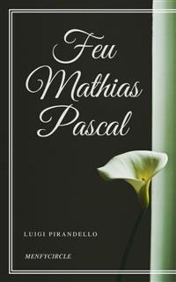 Feu Mathias Pascal - cover