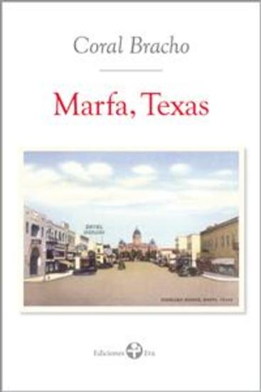 Marfa Texas - cover