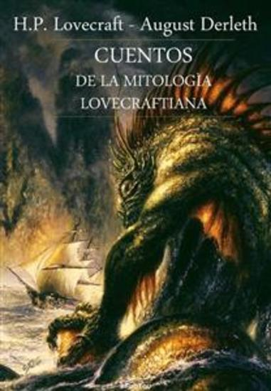 Cuentos de la mitologìa lovecraftiana - cover