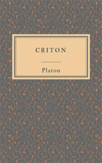 Criton - cover