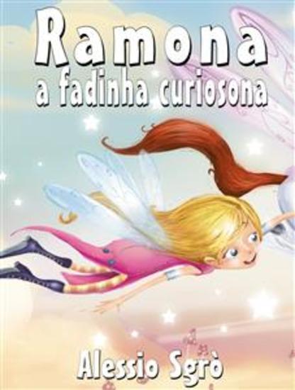 Ramona a fadinha curiosona: Fábula ilustrada - cover