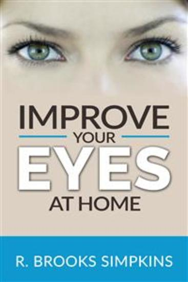 Improve your Eyes at Home - cover