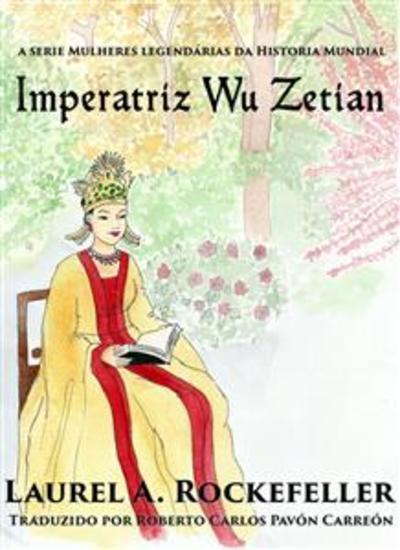 Imperatriz Wǔ Zétiān - cover