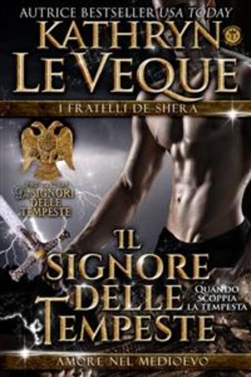 Il Signore Delle Tempeste: I Fratelli De Shera Libro 1 - cover