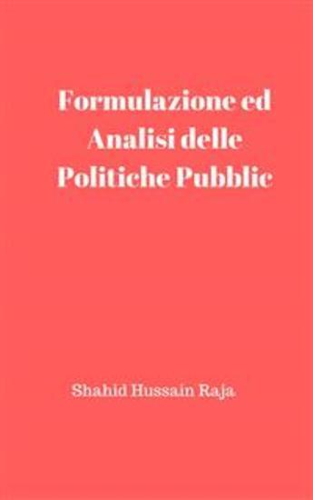 Análise E Formulação De Políticas Públicas - cover