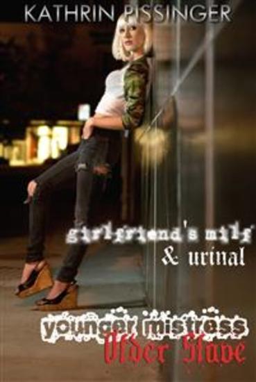 Girlfriend's MILF & Urinal - cover