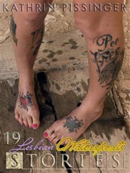 Pee Free - 19 lesbian watersports stories - cover