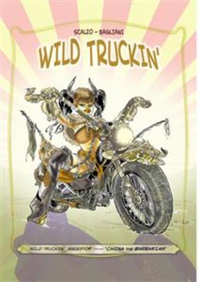 Wild Truckin' - cover