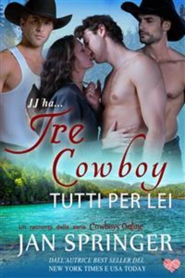Tre Cowboy Tutti Per Lei - cover