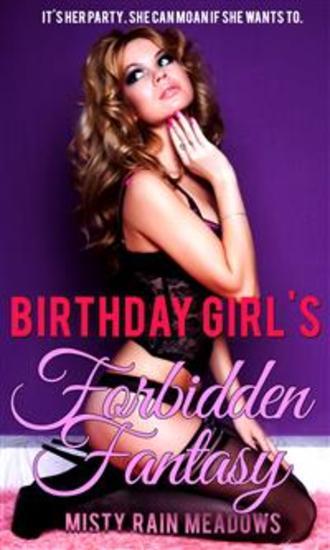 Birthday Girl's Forbidden Fantasy - cover