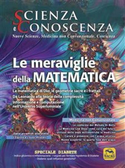 Scienza e Conoscenza n 58 - Le Meraviglie della Matematica - cover
