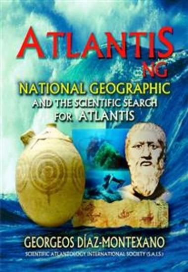 Atlantis Ng National Geographic And The Scientific Search For Atlantis - cover