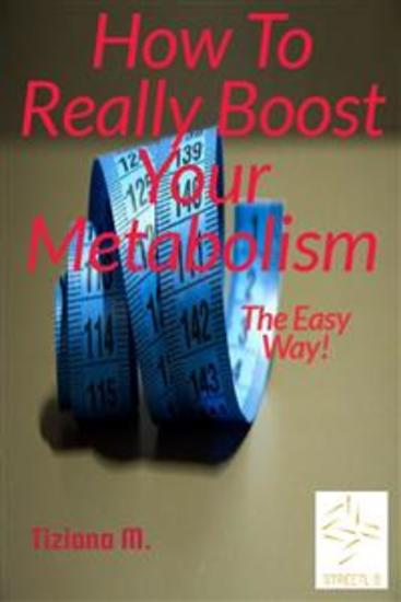 How To Really Boost Your Metabolism - cover