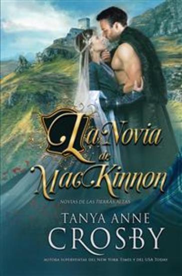 La Novia De Mackinnon - cover