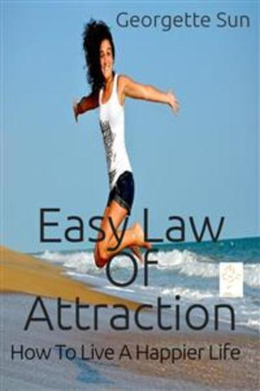 Easy Law Of Attraction - cover