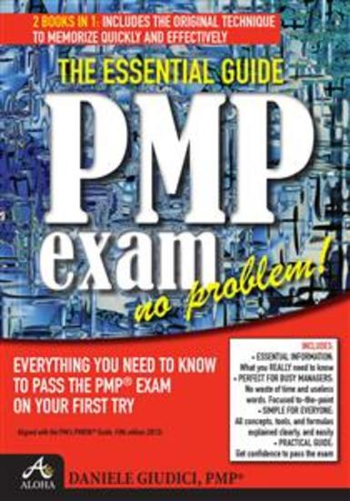 PMP Exam No Problem! - Everything you Need to Know to Pass the PMP® Exam On Your First Try - cover