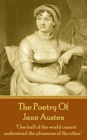 Jane Austen The Poetry Of - cover