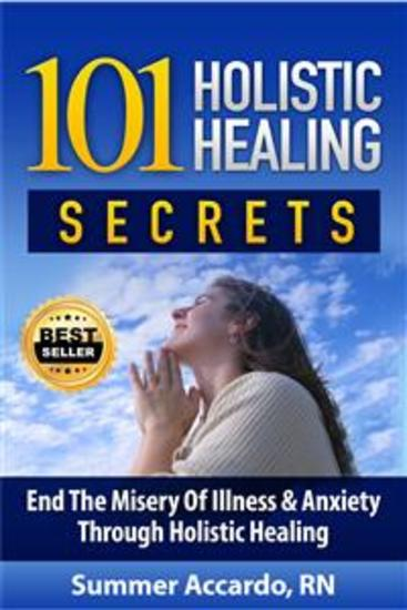 101 Holistic Healing Secrets - cover