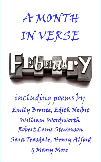 February A Month In Verse - cover
