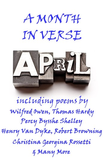 April A Month In Verse - cover
